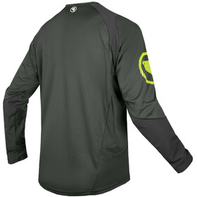 Endura MT500 Burner Bike Jersey Longsleeve Men olive